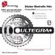 Sticker Manivelle Vélo Ultegra