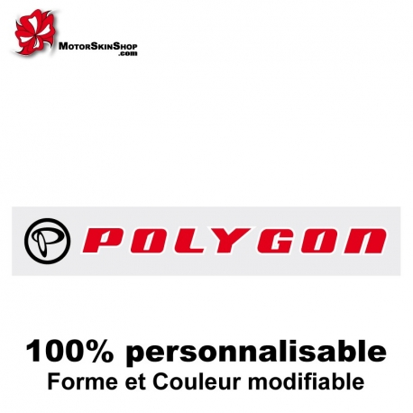 Sticker Polygon