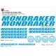 Sticker cadre Mondraker