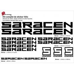 Sticker cadre Saracen