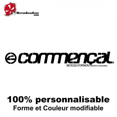 Sticker Commencal