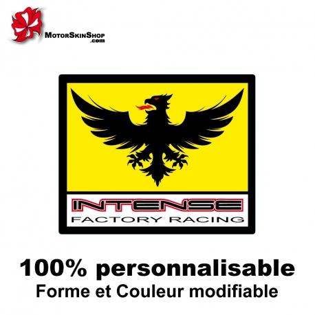 Sticker Intense Bike Logo