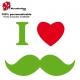 Sticker Moustache