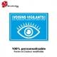Sticker Voisins Vigilants