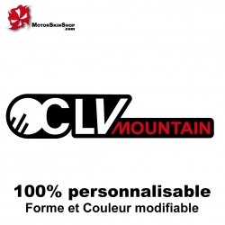 Sticker OCLV mountain