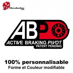 Sticker ABP Active Braking Pivot