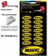 Planche Sticker Mavic 15 Stickers
