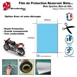 Film de Protection réservoir Moto Sportive, Routière