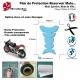 Film de Protection Réservoir tank pad Moto Sportive Routière