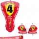 Kit déco Karting KG FP7 F1 Ferrari