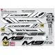 Sticker cadre Intense M9 FRO Taille XXl