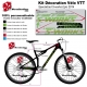 Sticker cadre Specialized S Works Epic XXL