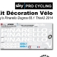 Sticker cadre Pinarello Dogma 65.1 Think2 2014