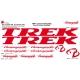 Sticker cadre Trek Shimino Campagnolo XXL