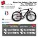 Planche Sticker Shimano Hauban Base Fourreau