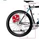 Sticker cadre AG2R Focus Max Izalco 2014