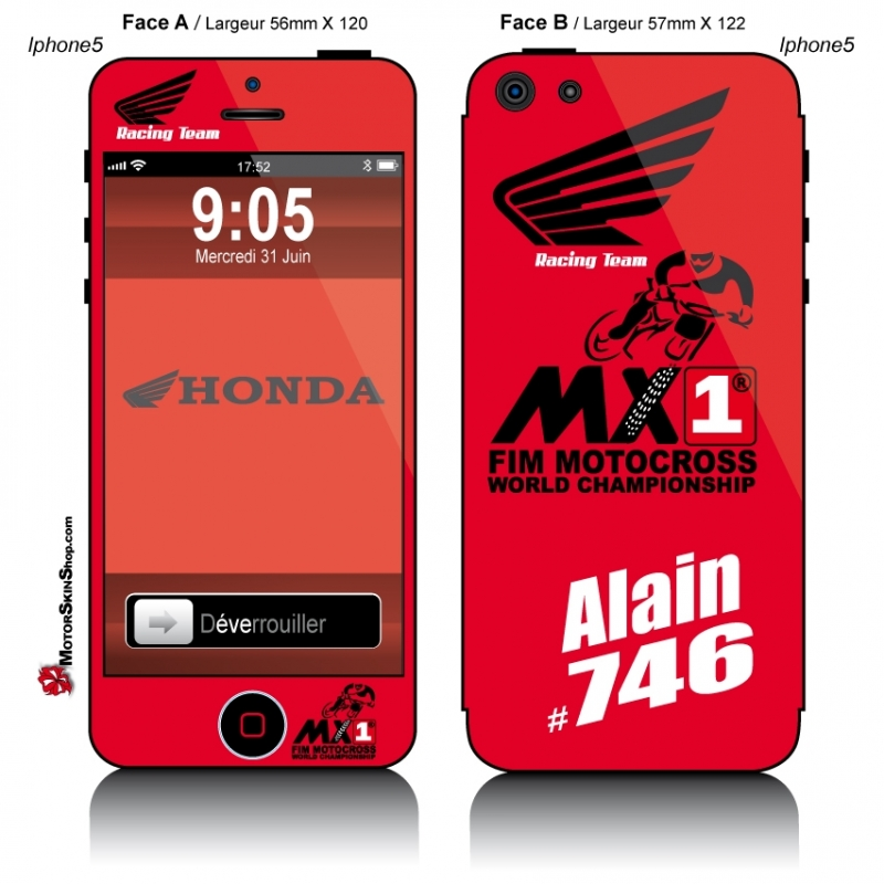 coque iphone 6 plus honda