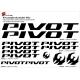 Sticker cadre Pivot
