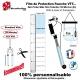 Film de Protection Fourche VTT fin économique