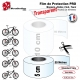 Film de Protection PRO rouleau Professionnel solution distribution économique