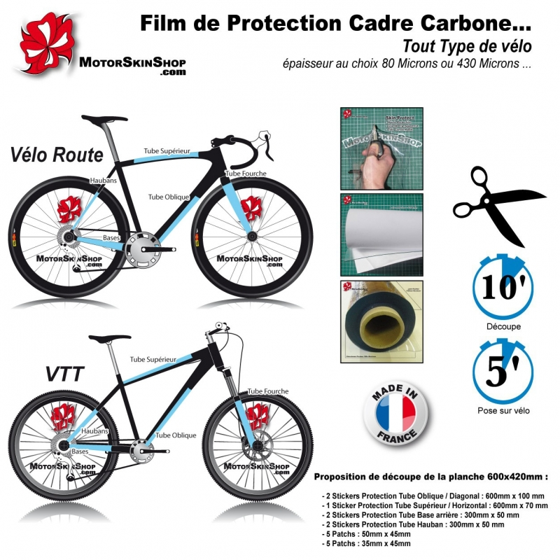 on wholesale price reduced detailed look film protection cadre carbone