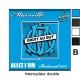 Sticker Prise électrique Olympique de Marseille interrupteur