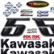 Sticker ZX7R Kawasaki