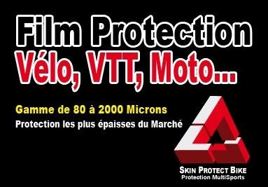 Film de Protection Vélo route VTT