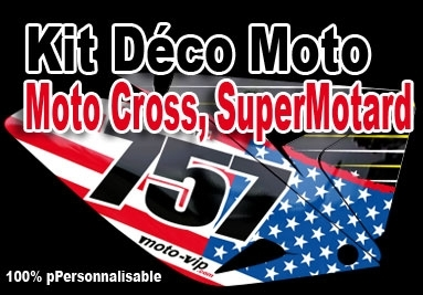 Kit Déco Moto