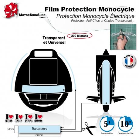 Film de Protection Monocycle électrique