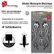Planche Sticker Monocycle électique Monster Energy
