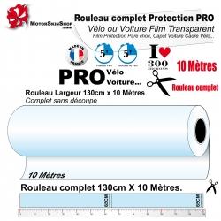 Film de Protection Vélo 10 mètres PRO Grand Rouleau complet 300 microns