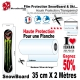 Film Protection SnowBoard et Board 300 Microns