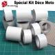 Film Protection Kit Déco Moto Cross PRO Pack Team course