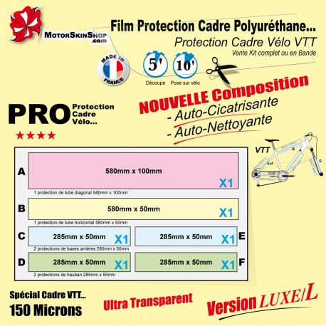 Film Protection VTT Polyuréthane Luxe L