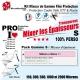 Mixeur de Gamme S personnalisable Protection cadre Vélo VTT et Route