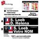 Sticker nominatif Pilote Rallye personnalisable Transparent