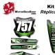 Kit déco 250 KXF 2017 Replica florent PAULET Saison 2017