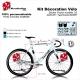 Sticker cadre Factor AG2R O2 Romain BARDET 2017
