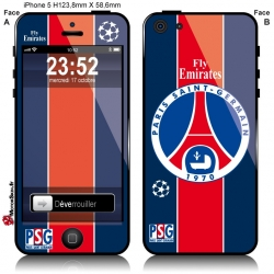 Sticker PSG iPhone Paris saint Germain