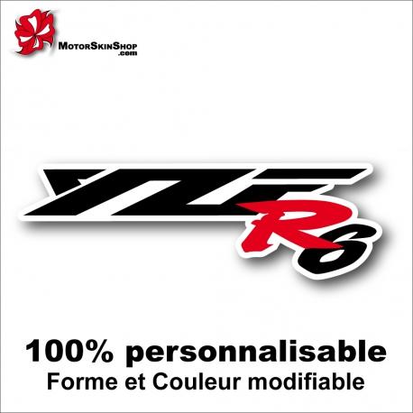 Sticker YZF R6 Yamaha 2009 - 2017