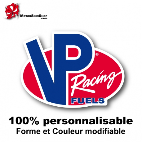 Sticker VP Racing Fuels Dragster