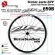 Sticker Jante ZIPP vélo roue 700 ou 650B 20MM