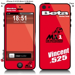Sticker iPhone Beta