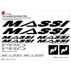 Sticker cadre Massi PRO autocollant Rénovation