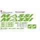Sticker Massi PRO Cadre vélo XXL