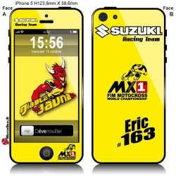Sticker iPhone Suzuki