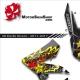 Kit Déco 50 Derbi Xtrem SM 2011-2017 A 50CC à boite Perso