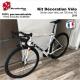 Sticker cadre Vélo Look 785 Huez RS complet 2019