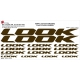 Sticker cadre vélo Look XXL 201